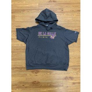 Champion Short Sleeve Hooded Sweatshirt