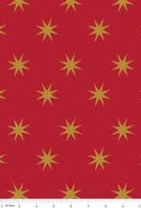 RILEY BLAKE RILEY BLAKE SC4743 RED / GOLD STAR LA VIE BOHEME