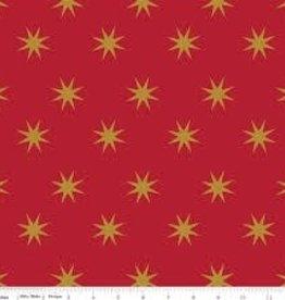 RILEY BLAKE RILEY BLAKE SC4743 RED / GOLD STAR LA VIE BOHEME