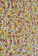 Fabric Finders FF MINI PINK/ORANGE/YELLOW FLORAL PRINT