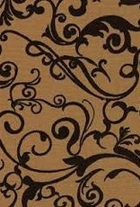 Fabric Finders FF Gold Scroll