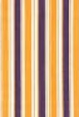 Fabric Finders FF STRIPE PURPLE GOLD