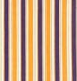Fabric Finders FF STRIPE PURPLE GOLD