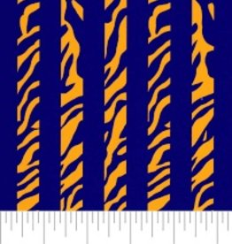 Fabric Finders FF PURPLE GOLD STRIPE SKIN