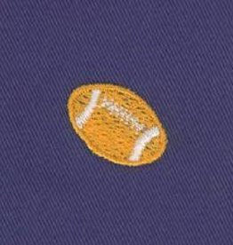 Fabric Finders FF GRAPE TWILL EMBROIDERED FOOTBALLS