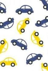 Fabric Finders FF PURPLE GOLD CAR PRINT