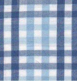 Fabric Finders FF TRICHECK BLUE/BLUE