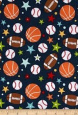 RILEY BLAKE RB NAVY-PLAY BALL