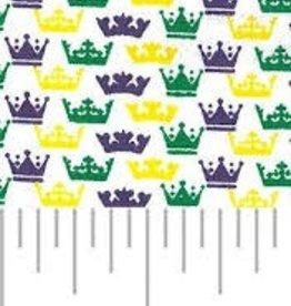 Fabric Finders FF MARDI GRAS MINI CROWN