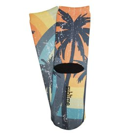 Conde Sublimation Adult Crew Socks