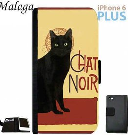 Sublimation iPhone 6 Plus/ 6s Plus Malaga Case Black
