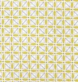 MICHAEL MILLER MM YELLOW STITCH PETAL