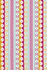 Fabric Finders FS ROSE FLORAL CIRCA BRADLEY