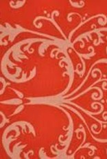 Free Spirit FS CORAL COCOON GRACE TIE OFF DAMASK
