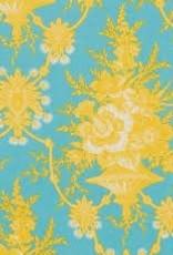 Free Spirit FS FLORAL SKY BLUE LUCY GIRL NICKI