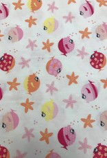 Fabric Finders FF PINK BLOWFISH