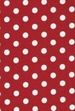 Fabric Finders FF RED / WHITE DOT