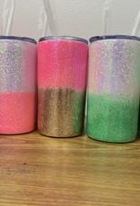 Crafty Shack 12 oz Custom Glitter Tumbler