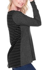 Kavio Juniors Mini Striped Long Sleeve
