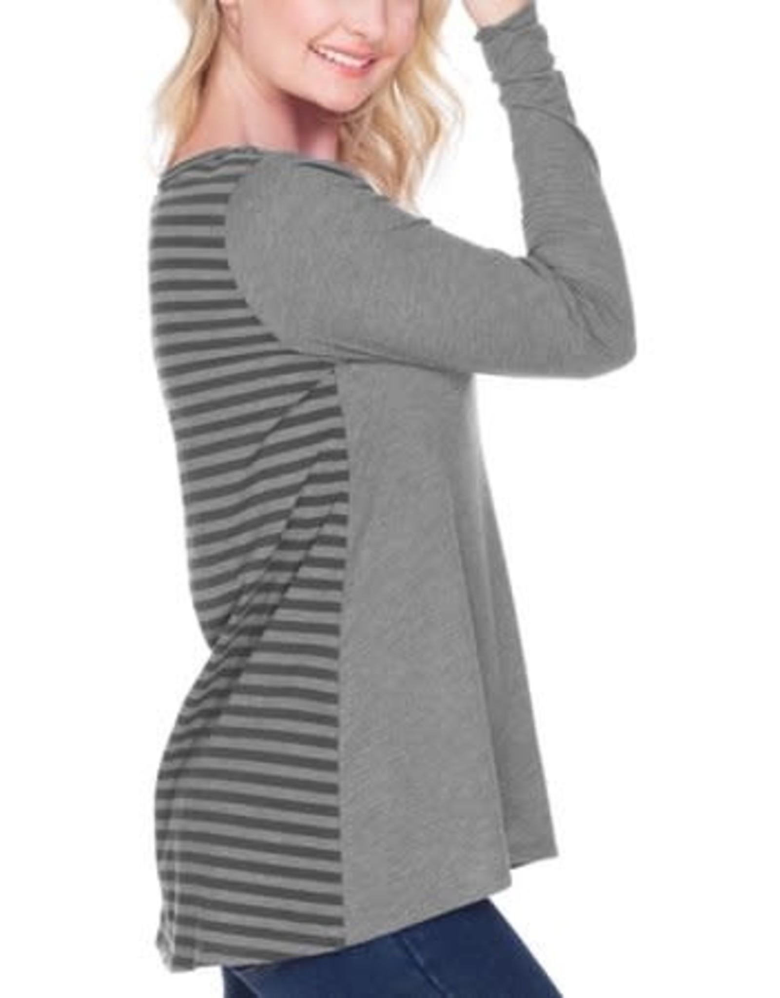 Kavio Juniors Mini Striped Long Sleeve