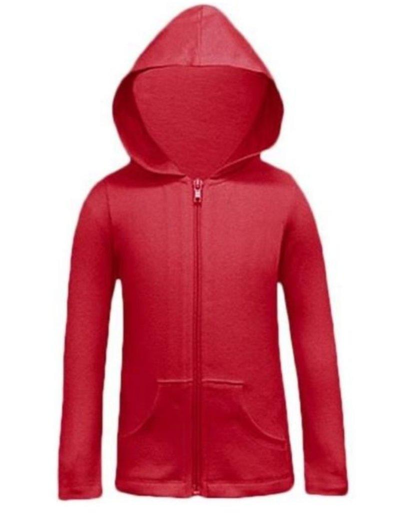 Kavio Youth Double Zip Hoodie Jacket