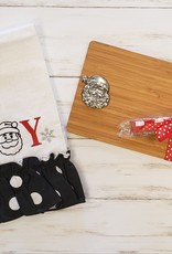 XMAS Cutting Board/Towel Gift Set