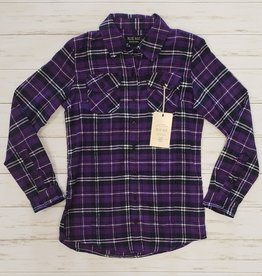 Blue Age Plaid Shirt