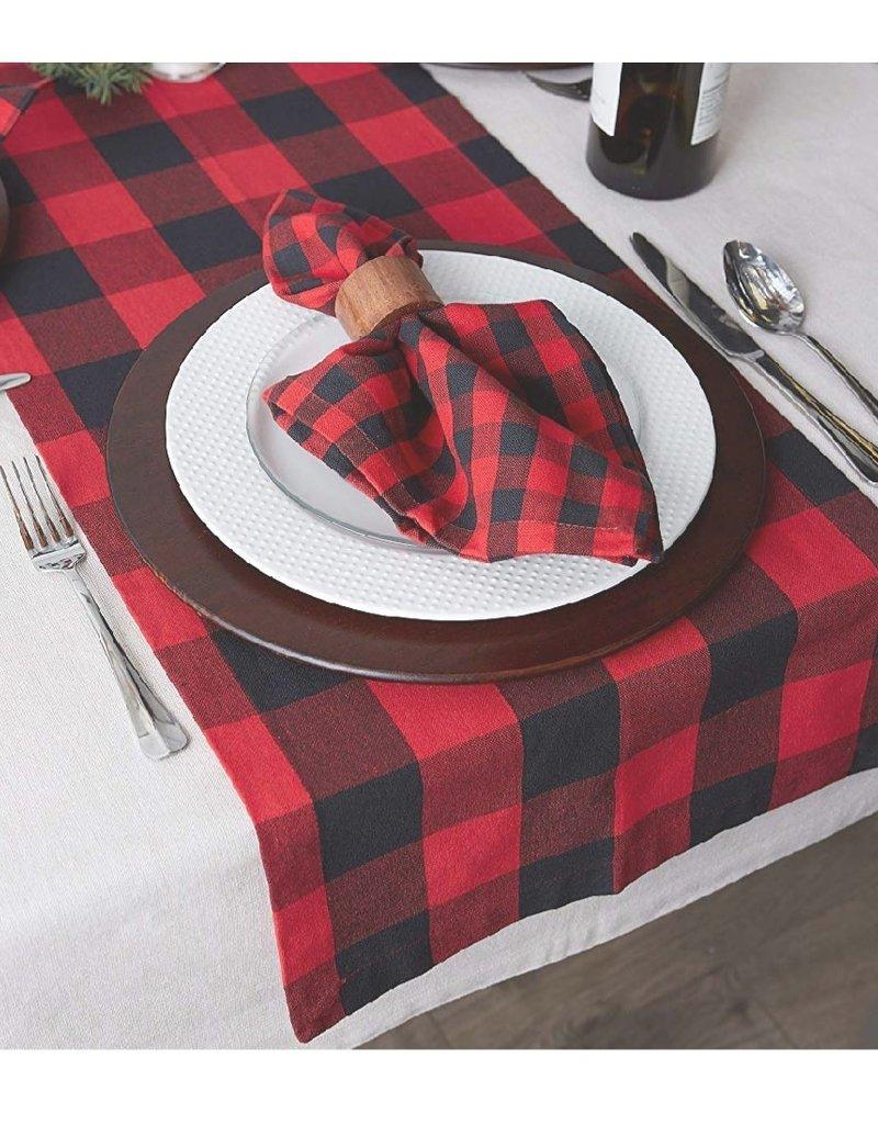 Buffalo Plaid Table Runner