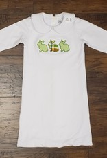Boy Easter Applique Gown (6 month)
