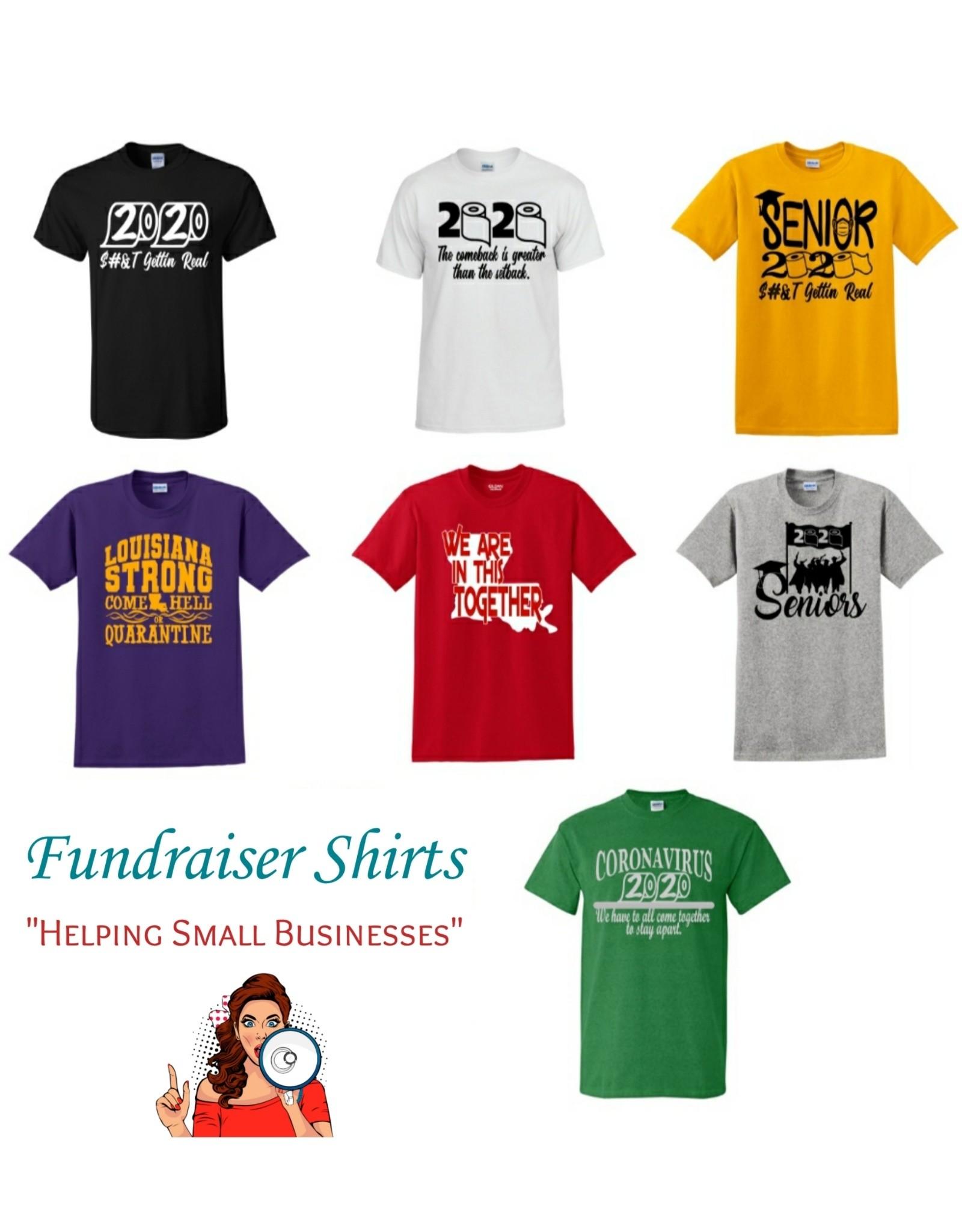 2020 Fundraiser Shirts