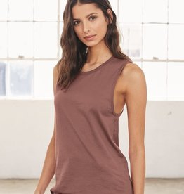 BELLA + CANVAS - Women's Jersey Muscle Tank