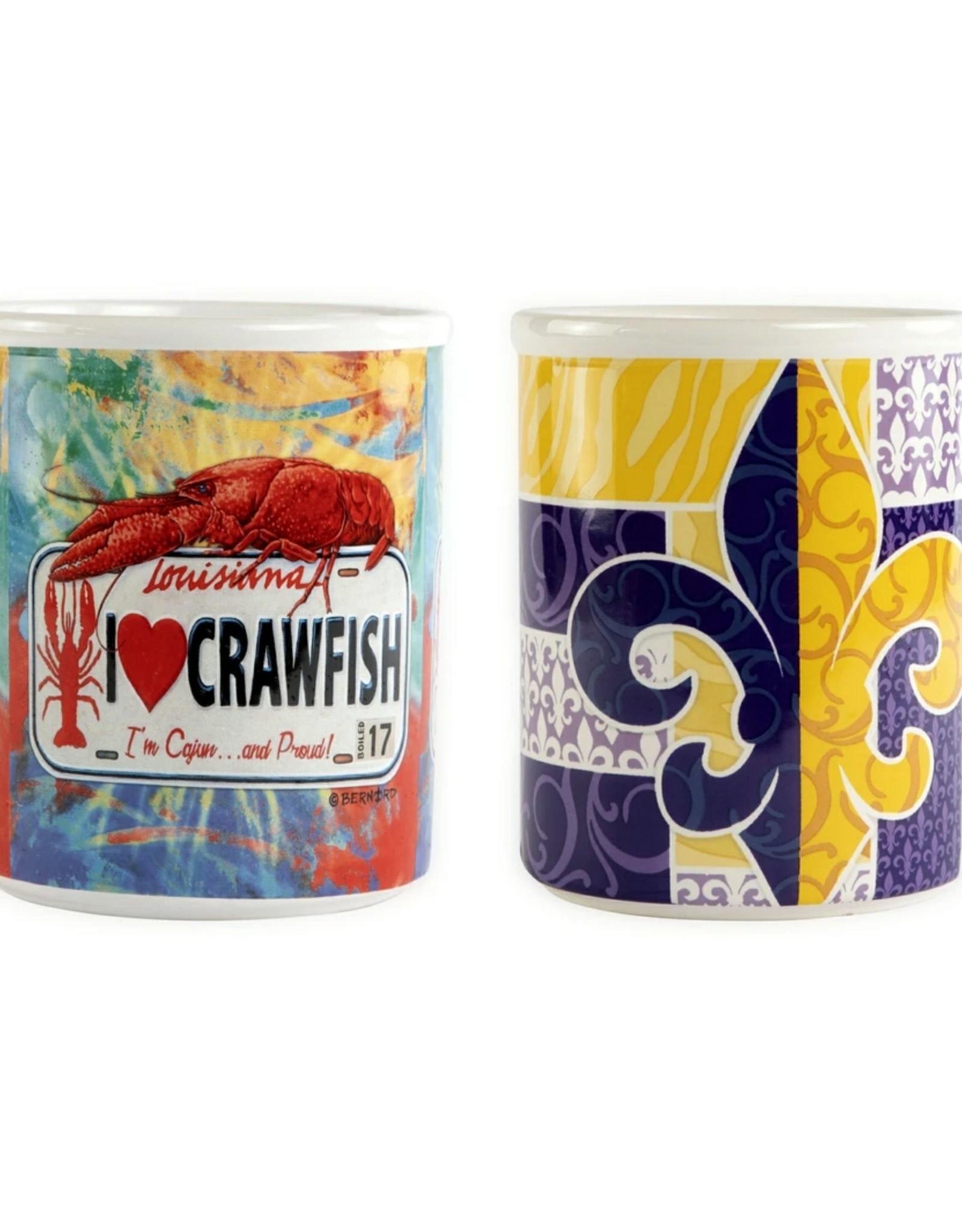 Ceramic Utensil Crock