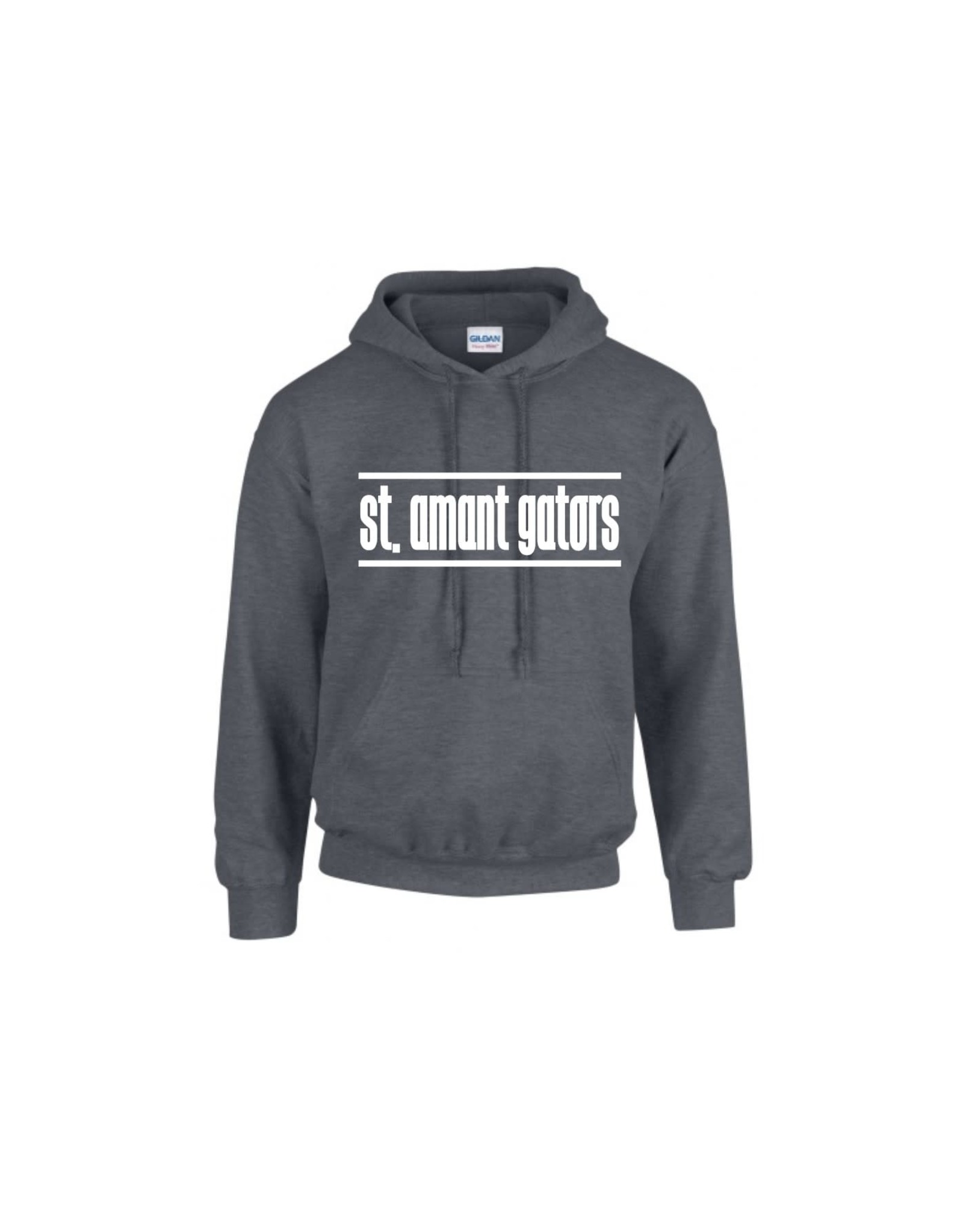STA Hooded Sweatshirt Design 4