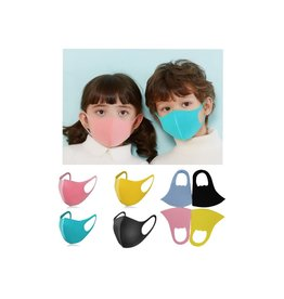 Toddler-Youth Polyester Face Mask