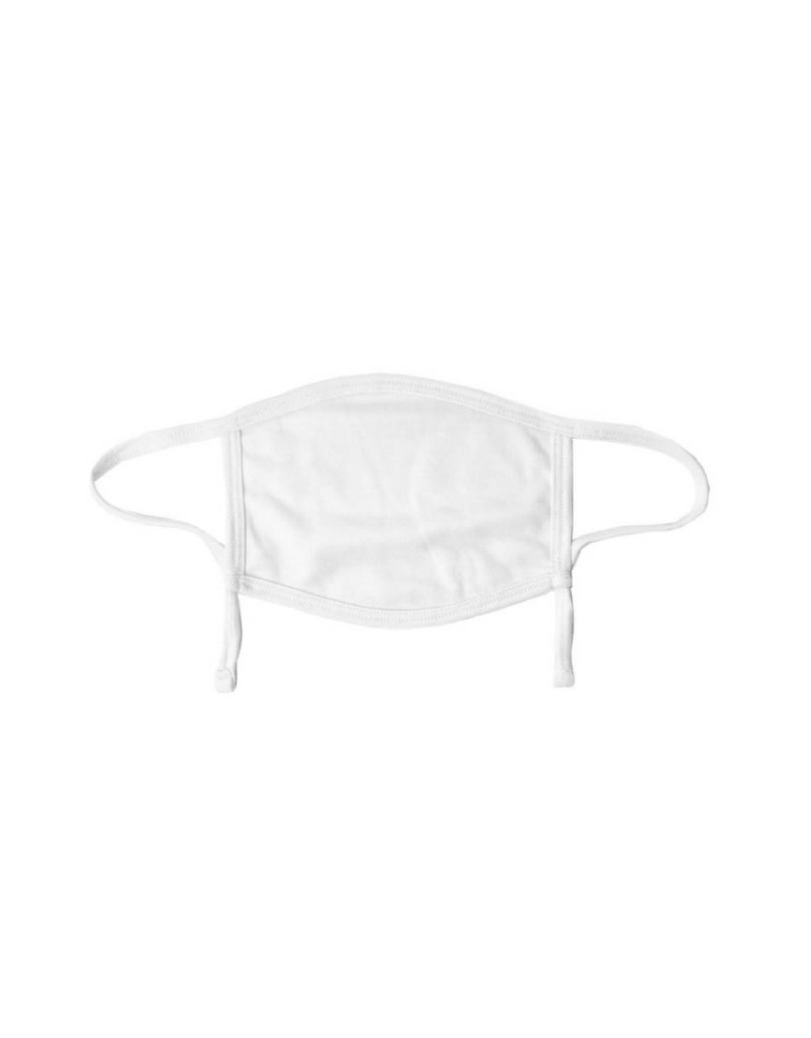 Youth Sublimation Adjustable Mask