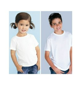 SubliVie Toddler/Youth Polyester Sublimation Tee