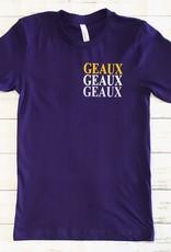 Geaux Geaux Geaux Tee