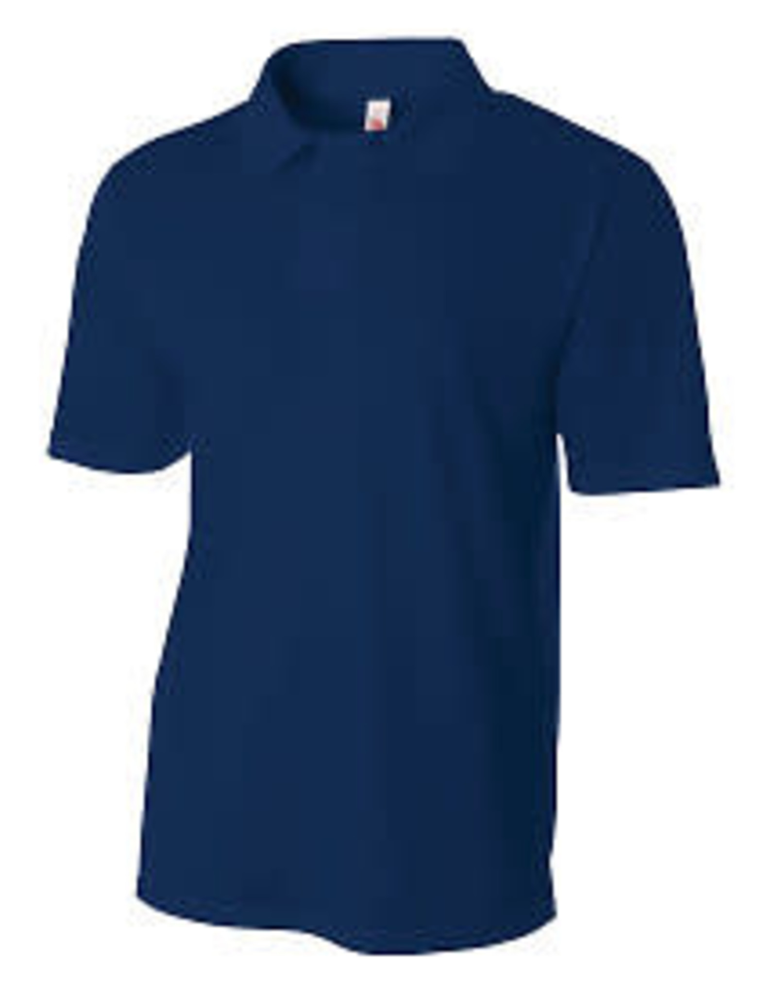 A4 PERFORMANCE POLO - TEXTURED