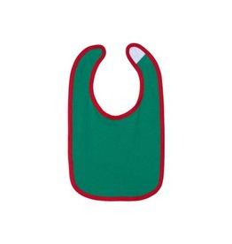 Rabbit Skins Red/Green Bib