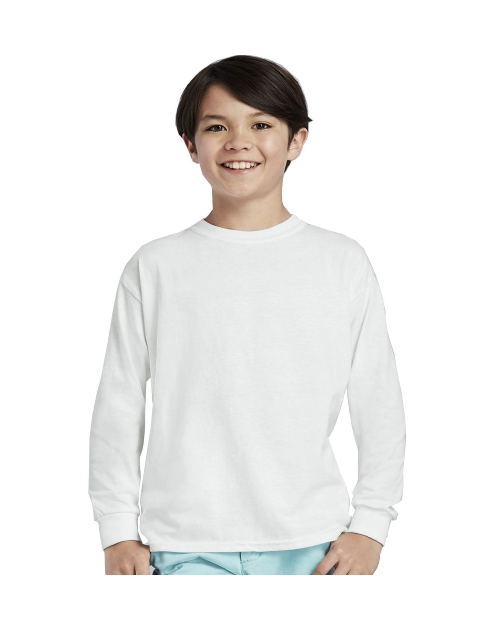 Youth Gildan Long Sleeve