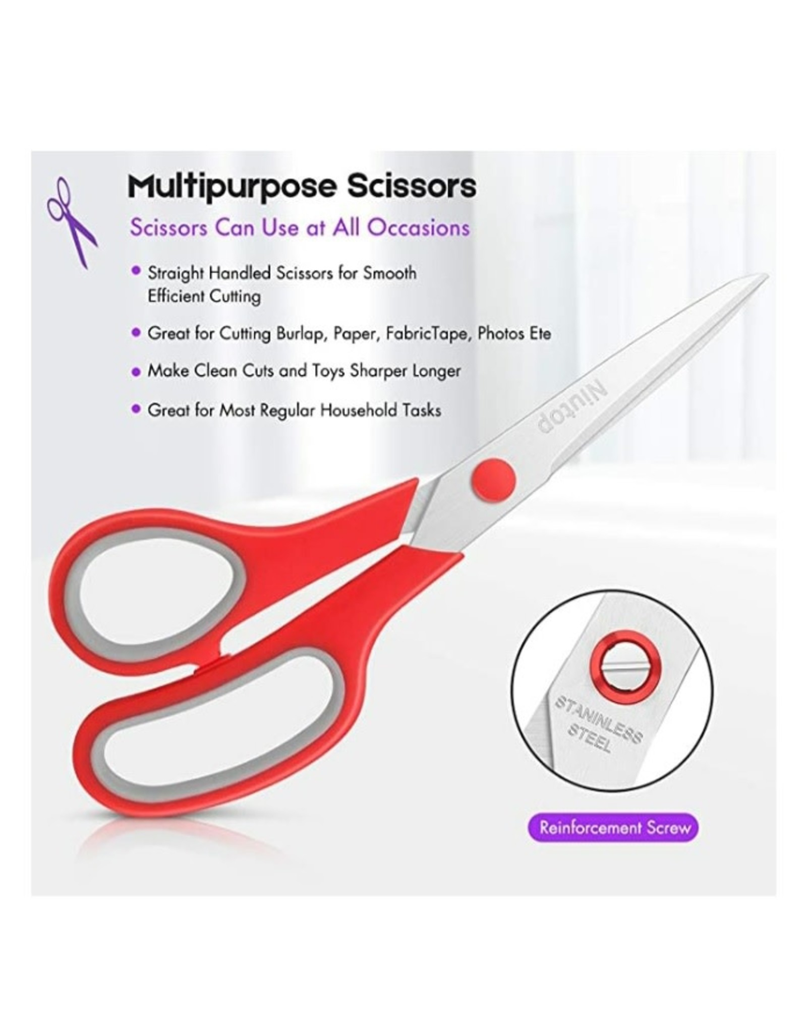 Scissors (8 in.)