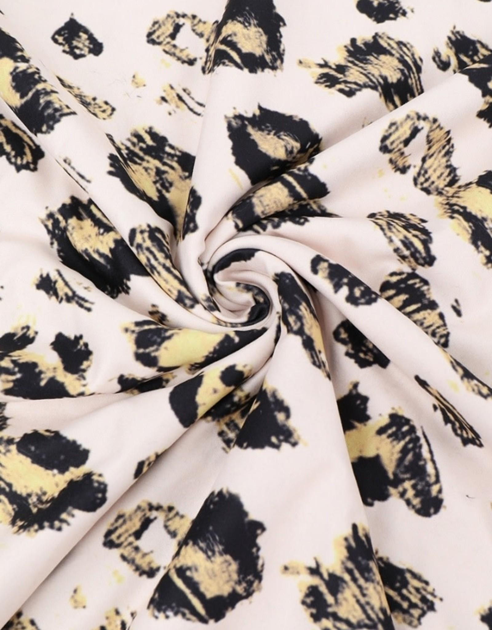 Leopard Minky Blanket (32x32)