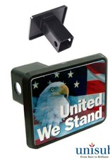 Sublimation Trailer HItch Cover
