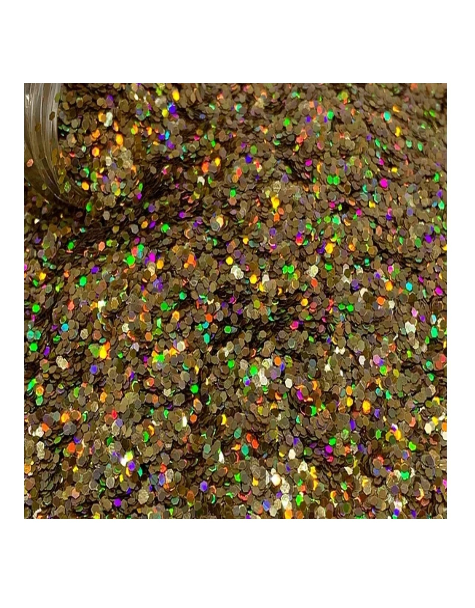 GC-Gold Digger-Chunky Holographic Glitter