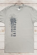 SA Gators N/L Grey Tee