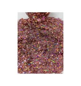 GC-Ms. Piggy-Chunky Holographic Glitter