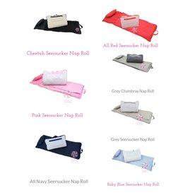Oh Mint Nap Mat Roll
