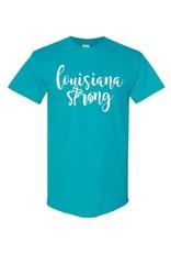 LA Strong Script (Tropical Blue)