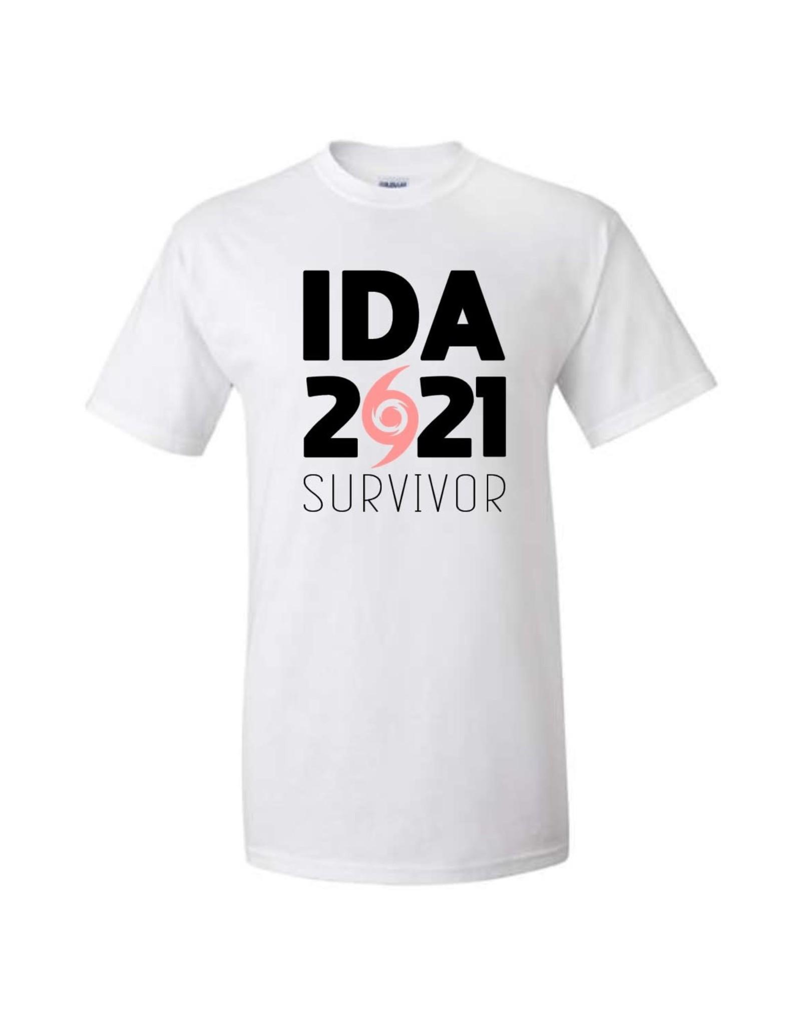 Ida Survivor 2021 (White)