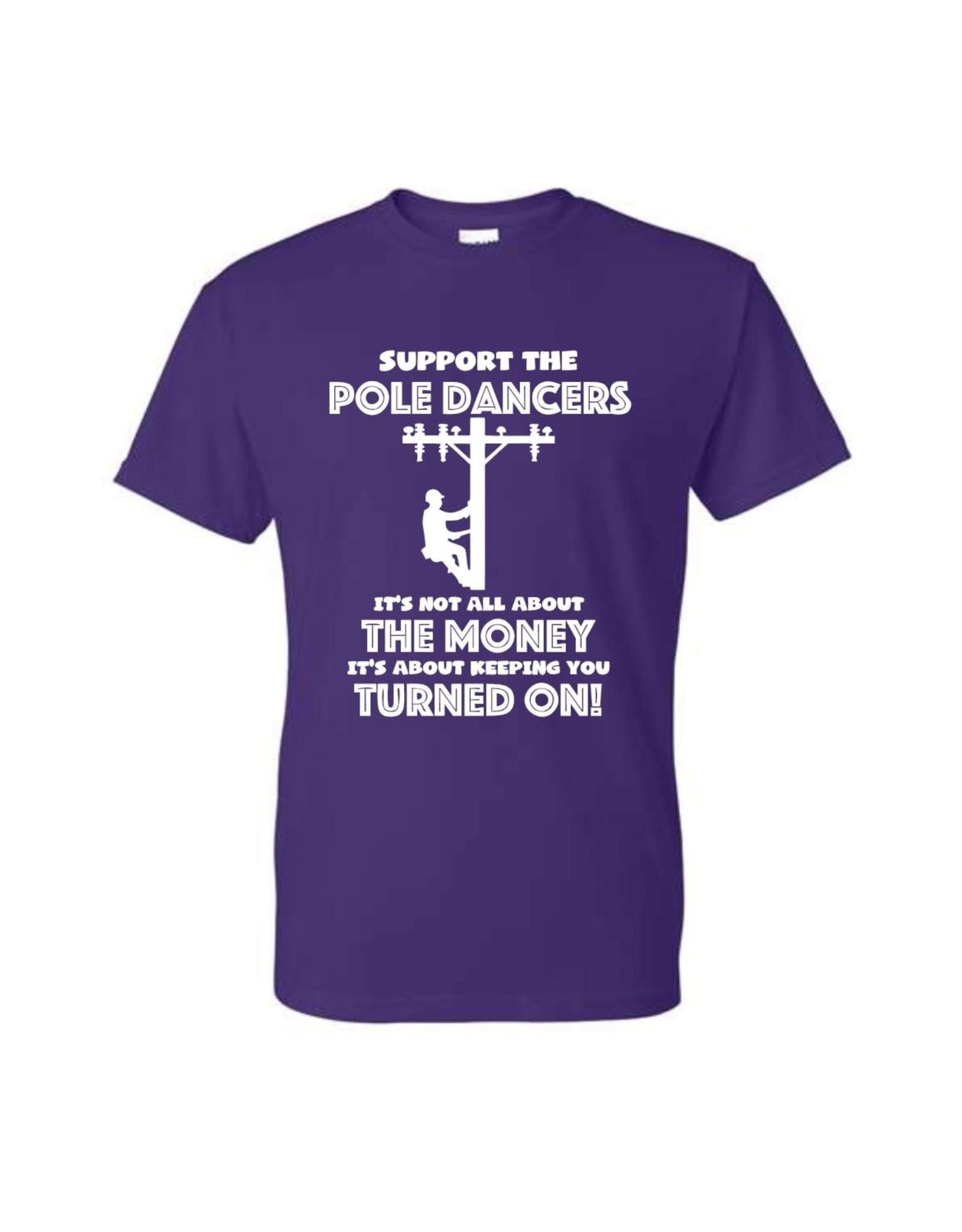 Pole Dancer ( Purple)